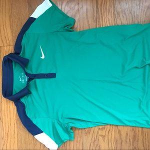 Nike Shirts - Nike Dri Fit golf polo
